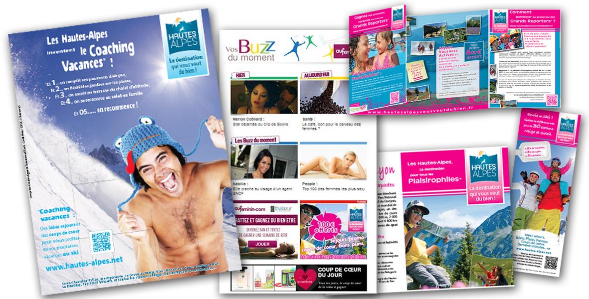 Campagnes tourisme destination